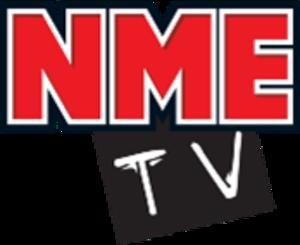 NME TV - Image: Nmetvlogo