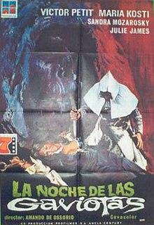 <i>Night of the Seagulls</i> 1975 film by Amando de Ossorio