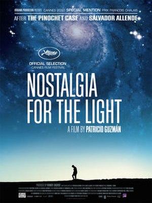 Nostalgia for the Light - Image: Nostalgia for the Light (film poster)
