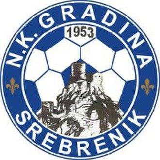 OFK Gradina - Image: OFK Gradina logo