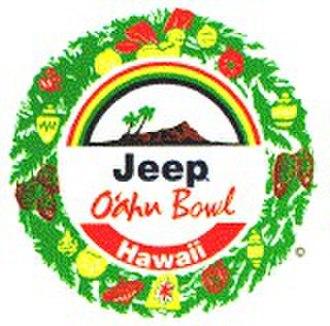 2000 Oahu Bowl - Oahu Bowl logo
