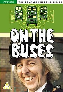<i>On the Buses</i> (series 2) season of television series