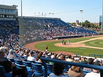 Ottawa Lynx - Former home stadium for Ottawa Lynx