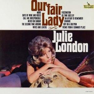 Our Fair Lady - Image: Our Fair Lady cover