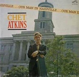 Our Man in Nashville - Image: Our Man In Nashville