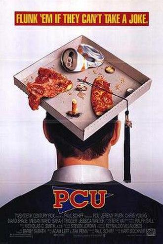 PCU (film) - Image: PC Uposter