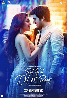 Pal Pal Dil Ke Paas First Look and Posters