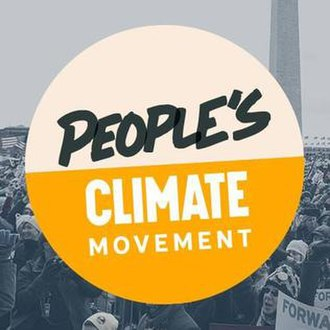 People's Climate March (2017) - People's Climate Movement logo