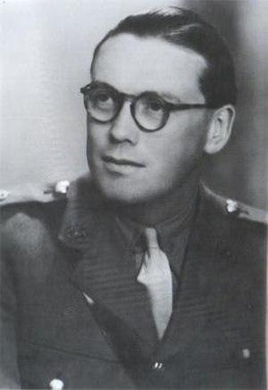 Peter Boughey - Peter Boughey OBE