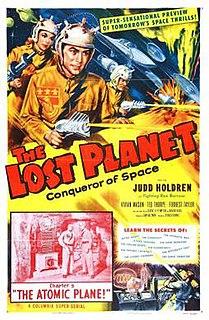 <i>The Lost Planet</i> 1953 film by Spencer Gordon Bennet