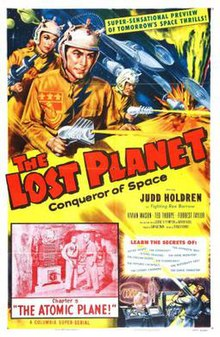 Poster of the movie The Lost Planet.jpg