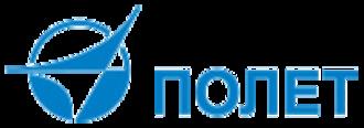 Production Corporation Polyot - Image: Production Corporation Polyot logo
