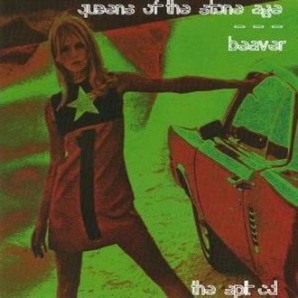 The Split CD - Image: Qotsabeaversplitcd