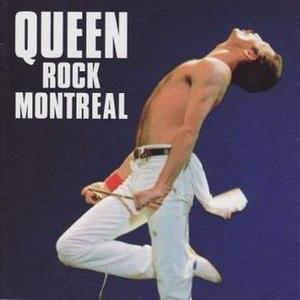 Queen Rock Montreal - Image: Queen Rock Montreal