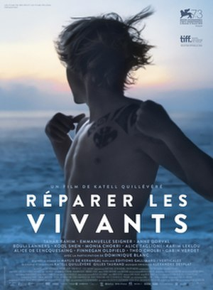 Heal the Living - Film poster