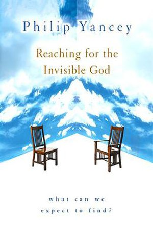 Reaching for the Invisible God - First edition cover