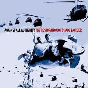The Restoration of Chaos & Order - Image: Restorationoforderan dchaos