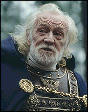 Marcus Aurelius as played by Richard Harris