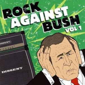 Rock Against Bush, Vol. 1 - Image: Rock Against Bush, Vol. 1