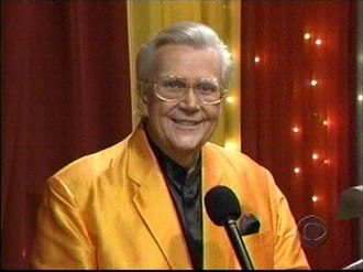 Rod Roddy - Roddy on the 32nd season premiere of The Price is Right in 2003