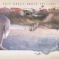 Grace Under Pressure cover