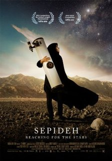 <i>Sepideh</i> (film) 2013 film directed by Berit Madsen