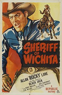 <i>Sheriff of Wichita</i> 1950 film by R. G. Springsteen