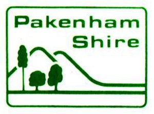 Shire of Pakenham - Image: Shire of Pakenham Logo