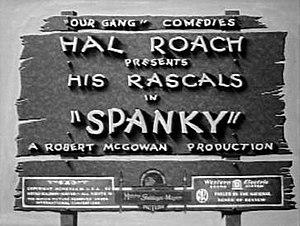 Spanky (film) - Image: Spanky
