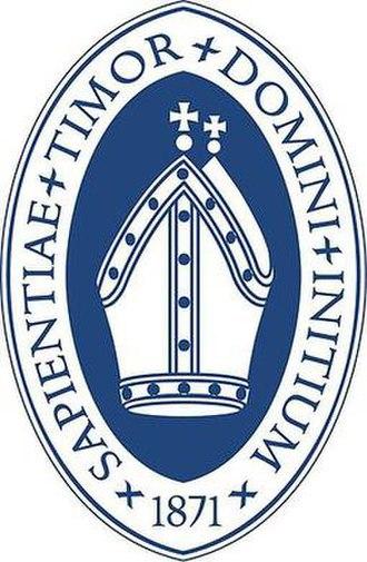 St. Cyprian's School, Cape Town - Image: St Cypriansschool