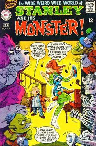 Stanley and His Monster - Image: Stanleyandhis Monster 109