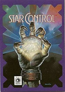 <i>Star Control</i> video game