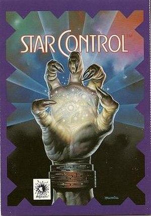 Star Control - Cover art by Boris Vallejo
