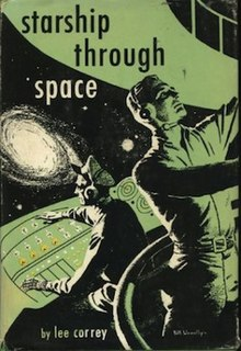<i>Starship Through Space</i> book by G. Harry Stine