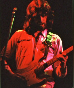 Steve Hillage - Hillage in concert, in about 1978