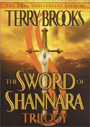 The Sword of Shannara Trilogy - The cover of The Sword of Shannara Trilogy