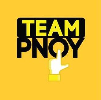 Team PNoy - Image: Team P Noy logo