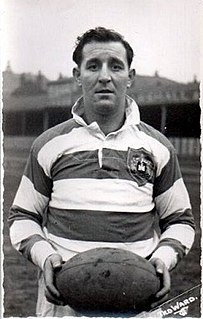 Ted Ward Welsh rugby union footballer, and rugby league footballer and coach
