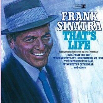 That's Life (Frank Sinatra album) - Image: That's Life
