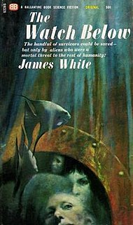 <i>The Watch Below</i> 1966 science fiction novel by James White