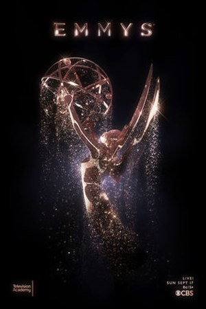 69th Primetime Emmy Awards - Promotional Poster