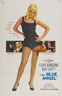 <i>The Blue Angel</i> (1959 film) 1959 film
