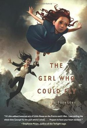 The Girl Who Could Fly - Image: The Girl Who Could Fly Cover