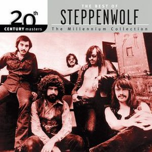 20th Century Masters – The Millennium Collection: The Best of Steppenwolf - Image: The Millennium Collection The Best of Steppenwolf