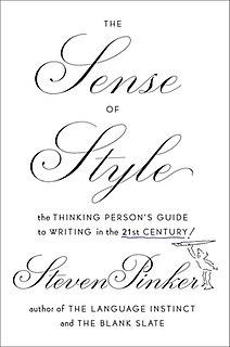 <i>The Sense of Style</i>