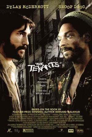 The Tenants (2005 film) - Image: The Tenants (movie poster)