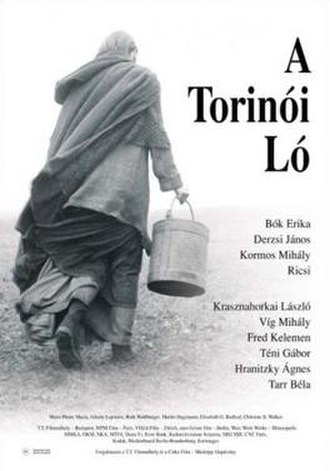 The Turin Horse - Theatrical release poster