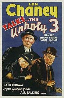 <i>The Unholy Three</i> (1930 film) 1930 film