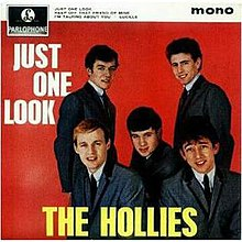The hollies - Just One look EP.jpg