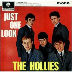Just One Look (EP) - Image: The hollies Just One look EP